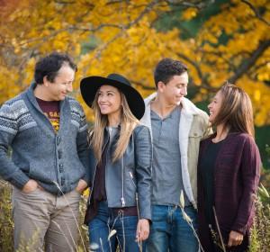 redwood studio family portrait brampton