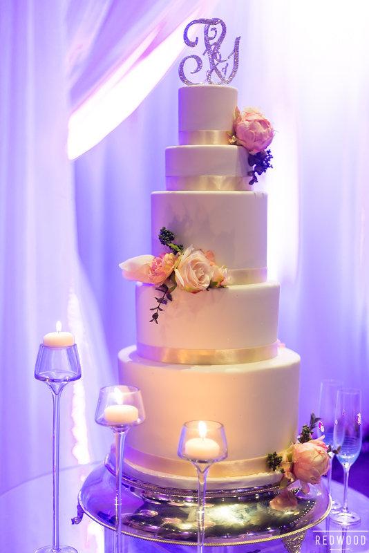 Botanical gardens toronto wedding cakes